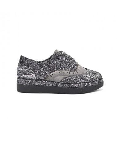 Pantofi De Dama Volk Gri - Trendmall.ro