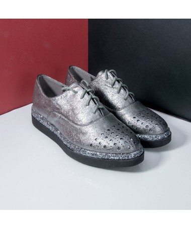 Pantofi De Dama Kapia Gri - Trendmall.ro