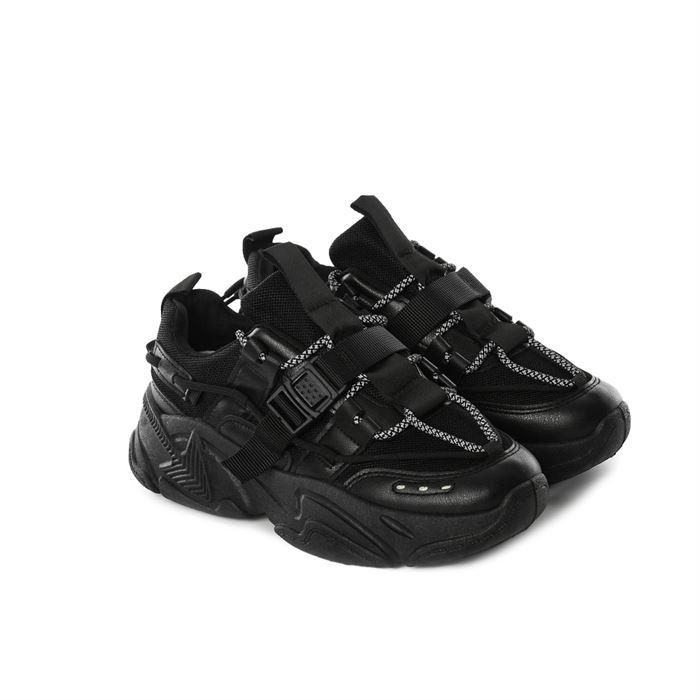 Pantofi sport De Dama Elenstin Negri - Trendmall.ro