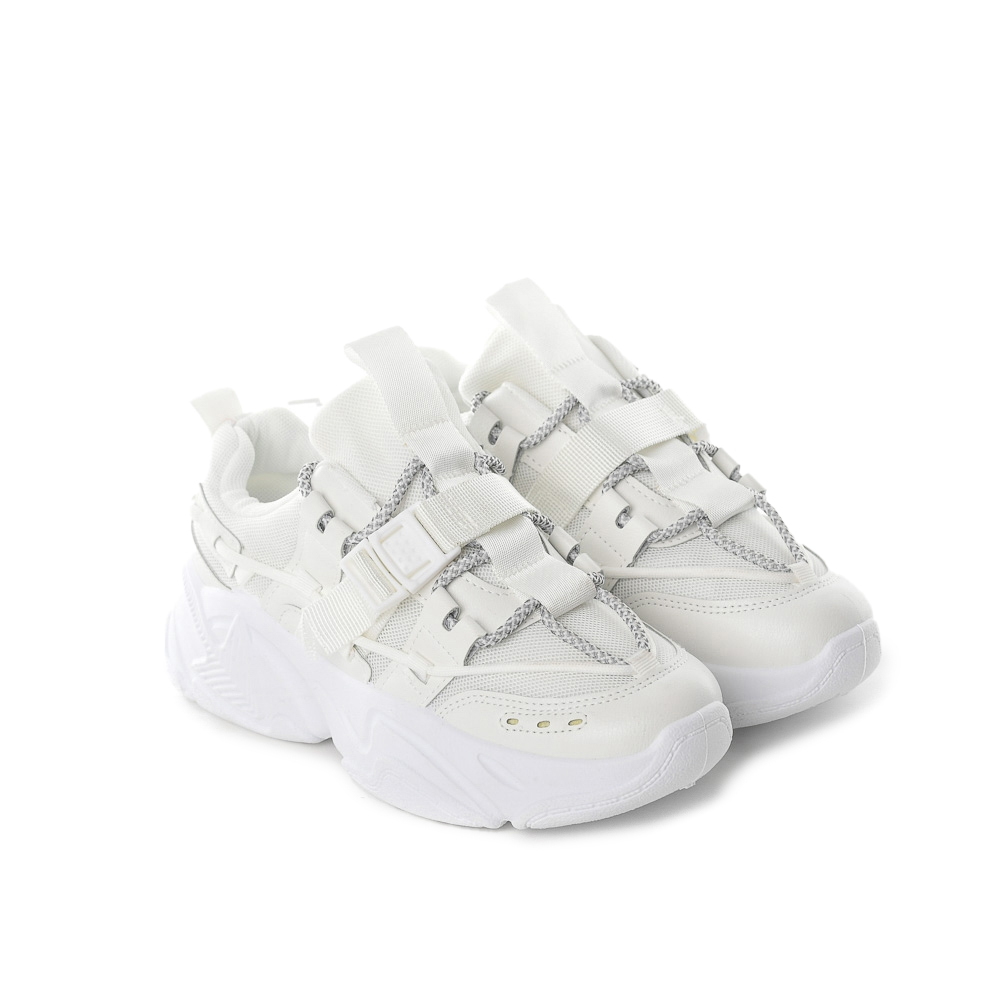 Pantofi sport De Dama Elenstin Albi - Trendmall.ro