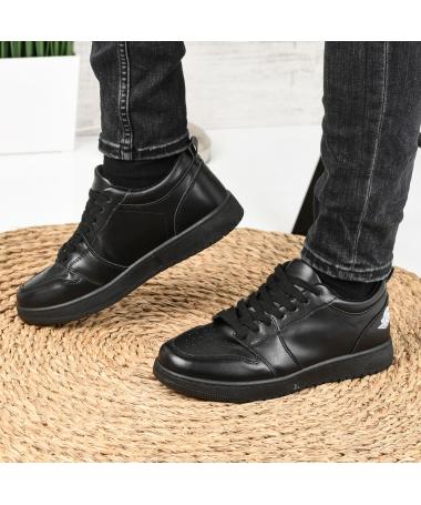 Pantofi Sport De Barbati Sort Negru - Trendmall.ro