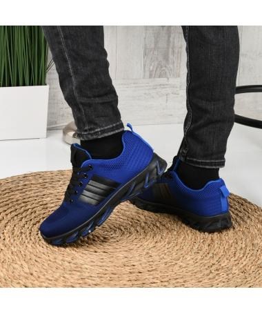 Pantofi Sport De Barbati Oblivio Albastri - Trendmall.ro