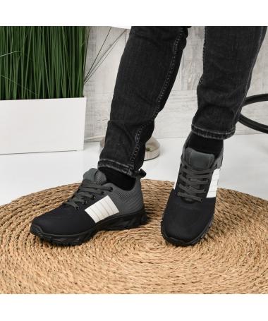 Pantofi Sport De Barbati Oblivio Gri - Trendmall.ro