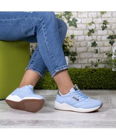 Pantofi Sport Igna De Dama Blue - Trendmall.ro