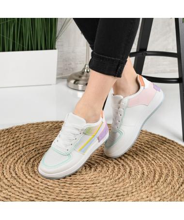 Pantofi Sport De Dama Atar Multicolor - Trendmall.ro