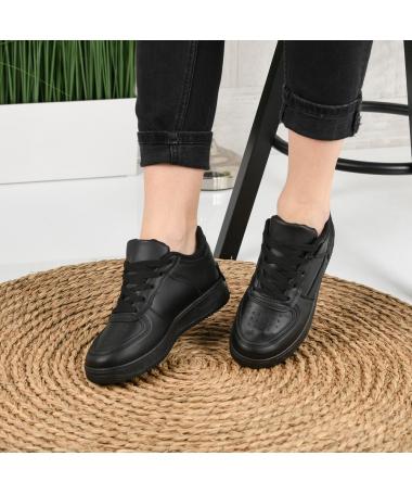Pantofi Sport De Dama Atar Negri - Trendmall.ro