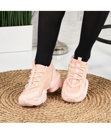Pantofi Sport De Dama Olarium Roz - Trendmall.ro