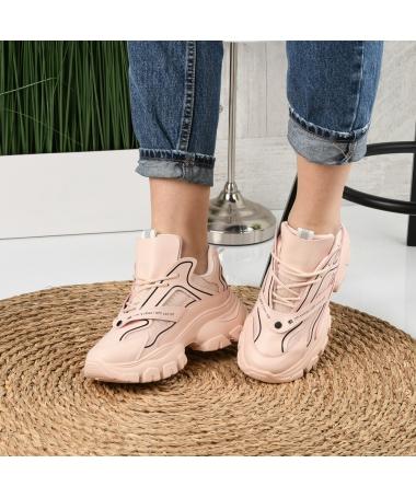 Pantofi Sport De Dama Venor Roz - Trendmall.ro