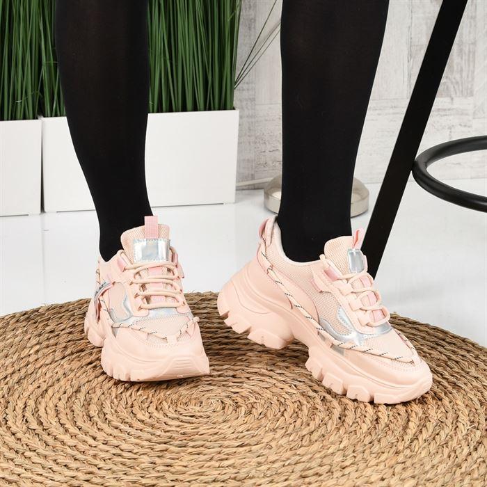 Pantofi Sport De Dama Maian Roz - Trendmall.ro