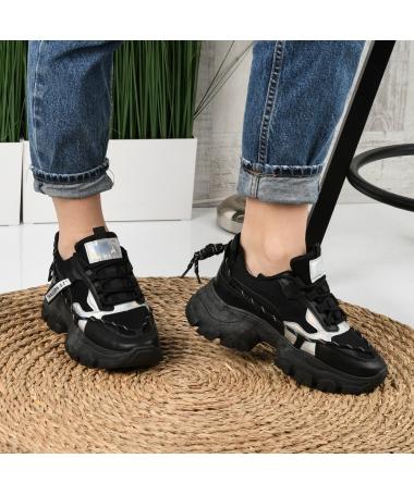 Pantofi Sport De Dama Maian Negri - Trendmall.ro