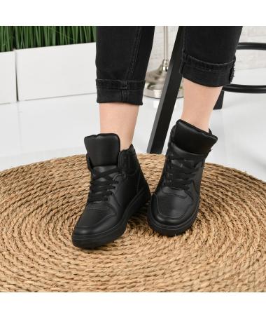 Pantofi Sport De Dama Janen Negri - Trendmall.ro