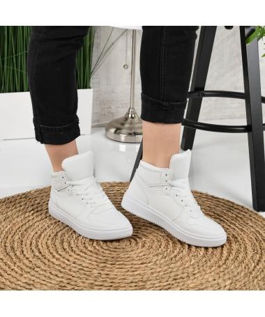 Pantofi Sport De Dama Janen Albi - Trendmall.ro