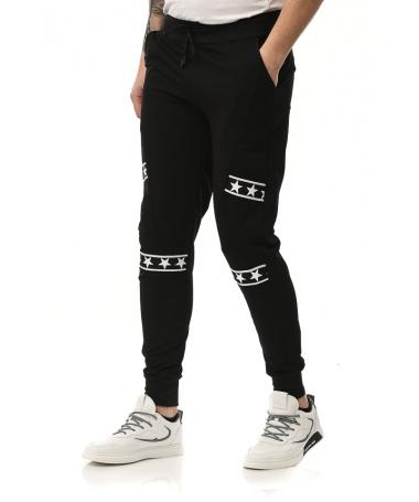 Pantaloni Sport De Barbati Aram Negri - Trendmall.ro