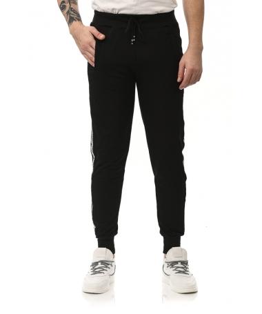Pantaloni Sport De Barbati Huren Negri - Trendmall.ro