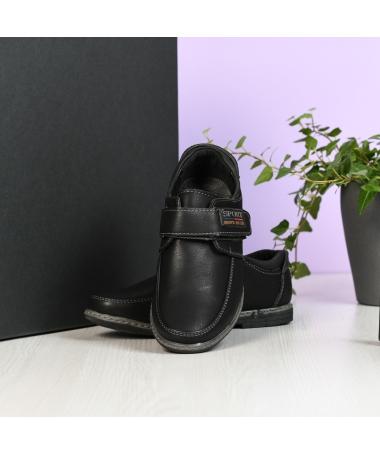 Pantofi Casual De Copii Artemis Negri - Trendmall.ro
