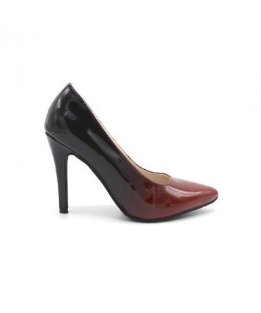Pantofi De Dama Becco Rosii - Trendmall.ro