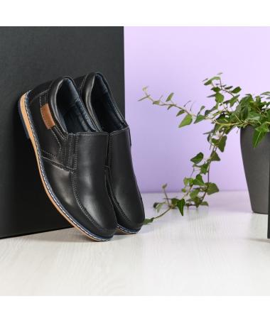 Pantofi Casual De Copii Pimt Albastri - Trendmall.ro