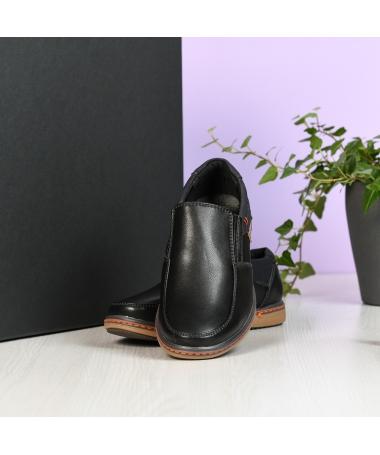 Pantofi Casual Ashion Negri - Trendmall.ro