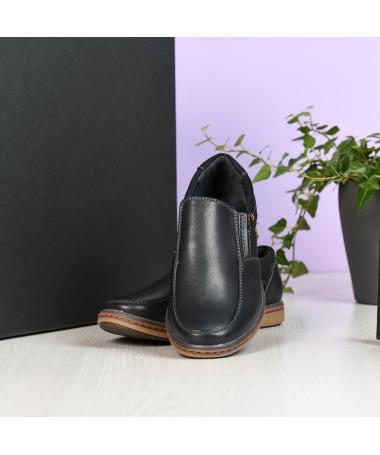 Pantofi Casual Ashion Albastri Inchis - Trendmall.ro