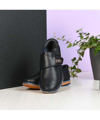 Pantofi Casual De Copii Luis Albastri Inchis - Trendmall.ro