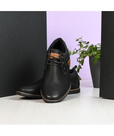 Pantofi Casual De Barbati Robin Negri - Trendmall.ro