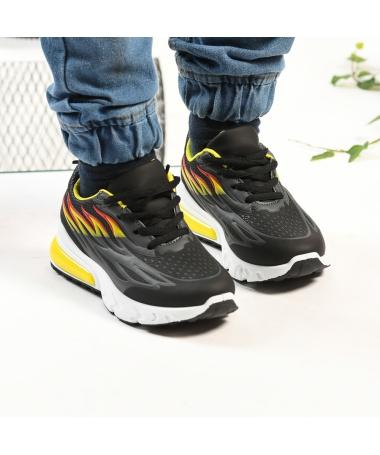 Pantofi Sport De Copii Fire Galbeni - Trendmall.ro