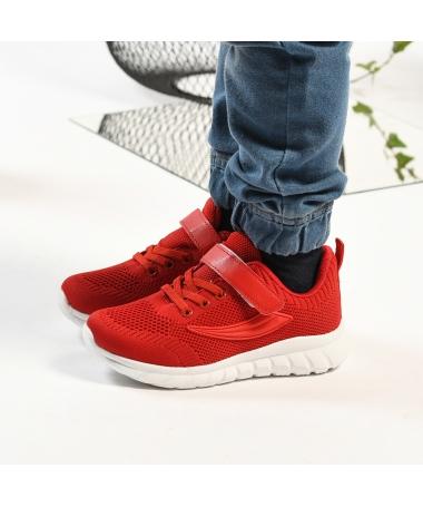Pantofi Sport De Copii Micro Rosu - Trendmall.ro