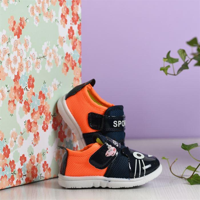 Pantofi Sport De Copii Peppa Pig Bleumarin - Trendmall.ro