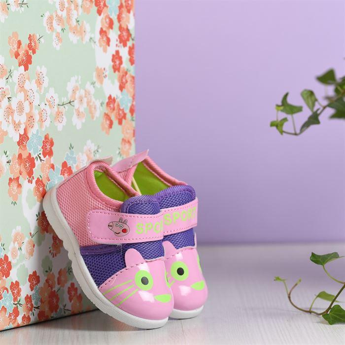 Pantofi Sport De Copii Peppa Pig Roz Deschis - Trendmall.ro