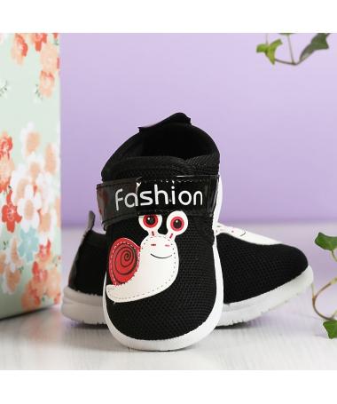 Pantofi Sport De Copii Melc Negru - Trendmall.ro