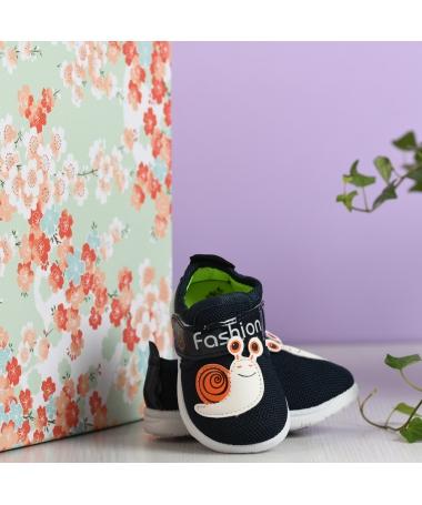 Pantofi Sport De Copii Melc Bleumarin - Trendmall.ro