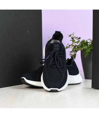 Pantofi Sport De Barbati Basic Bleumarin - Trendmall.ro