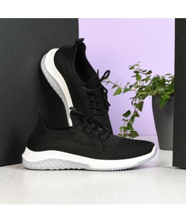 Pantofi Sport De Barbati Destiny Negru - Trendmall.ro