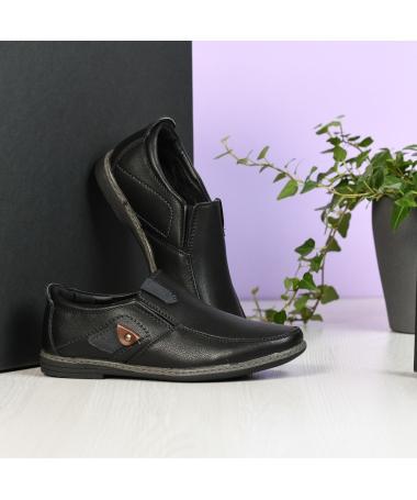 Pantofi Casual Spon 2 Negri - Trendmall.ro