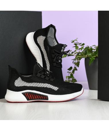 Pantofi Sport De Barbati Atletic Negru - Trendmall.ro