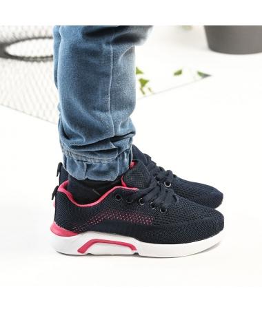 Pantofi Sport De Copii Trendy Albastru Inchis - Trendmall.ro