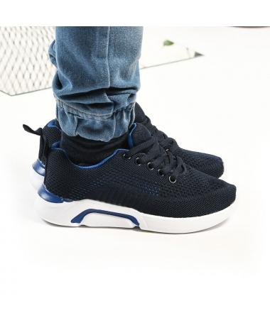 Pantofi Sport De Copii Trendy Albastri - Trendmall.ro