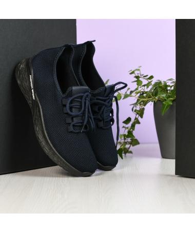 Pantofi Sport De Barbati Darkness Bleumarin - Trendmall.ro