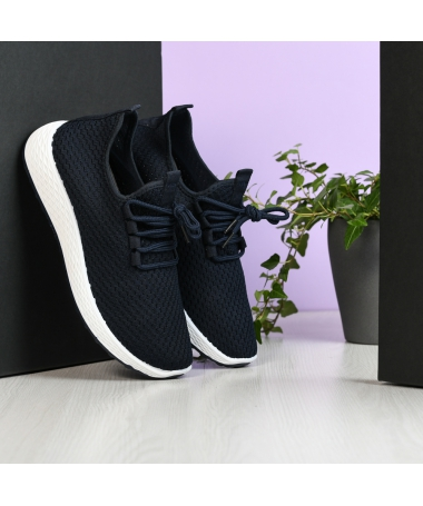 Pantofi Sport De Barbati Fico Bleumarin - Trendmall.ro