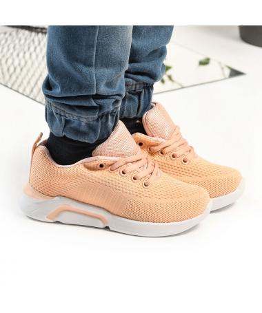 Pantofi Sport De Copii Trendy Piersica - Trendmall.ro