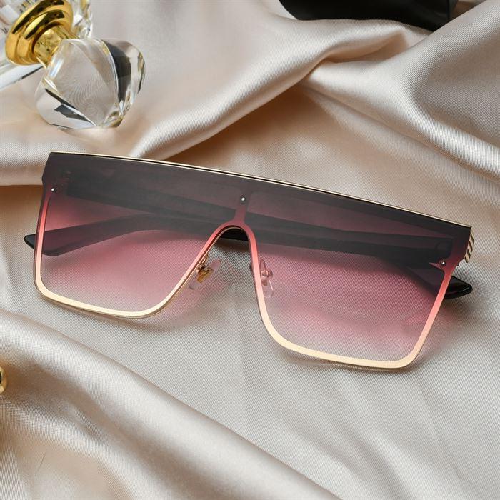 Ochelari De Soare De Barbati Square Lobby Visiniu - Trendmall.ro