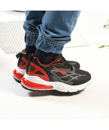 Pantofi Sport De Copii Kinder Rosii - Trendmall.ro