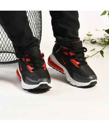 Pantofi Sport De Copii Kigo Rosii - Trendmall.ro
