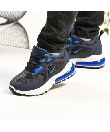 Pantofi Sport De Copii Kigo Albastri - Trendmall.ro
