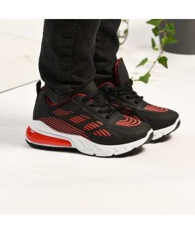 Pantofi Sport De Copii Spider Rosii - Trendmall.ro