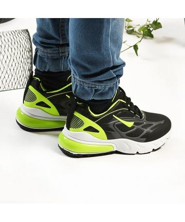 Pantofi Sport De Copii Kinder Verzi - Trendmall.ro