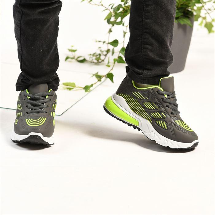 Pantofi Sport De Copii Spider Verzi - Trendmall.ro