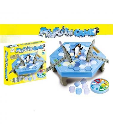 Capcana Pinguinului - Joc Pentru Copii - Trendmall.ro