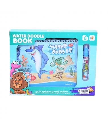 Carte De Colorat - Water Magic - Animale - Trendmall.ro
