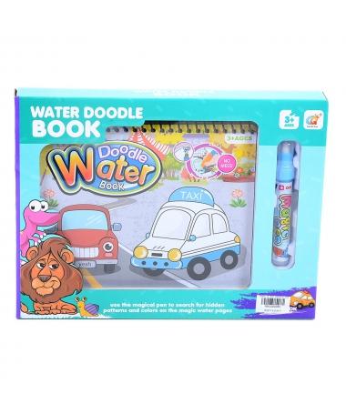 Carte De Colorat - Water Magic - Masini - Trendmall.ro